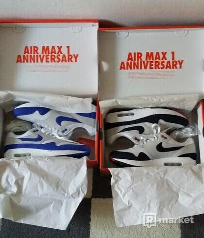 Prodám celou kolekci Air Max 1 Anniversary