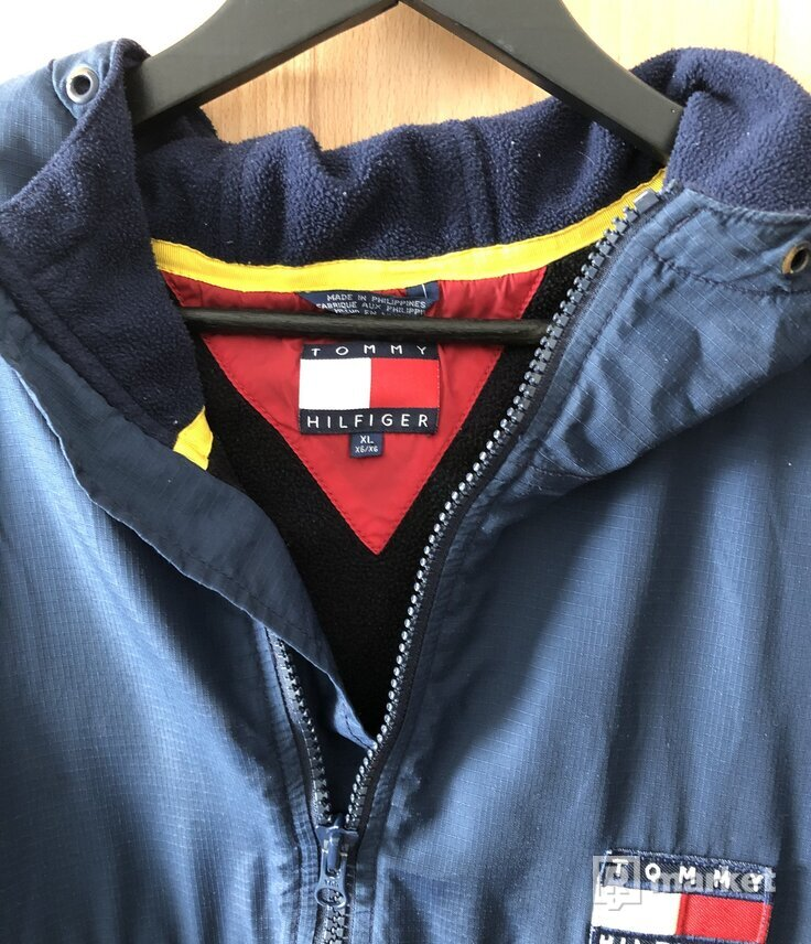 Retro bunda Tommy Hilfiger XL Windbreaker