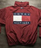 Tommy Hilfiger retro bunda M-L