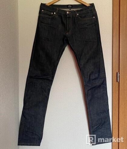 A.P.C. Petit Standard jeans