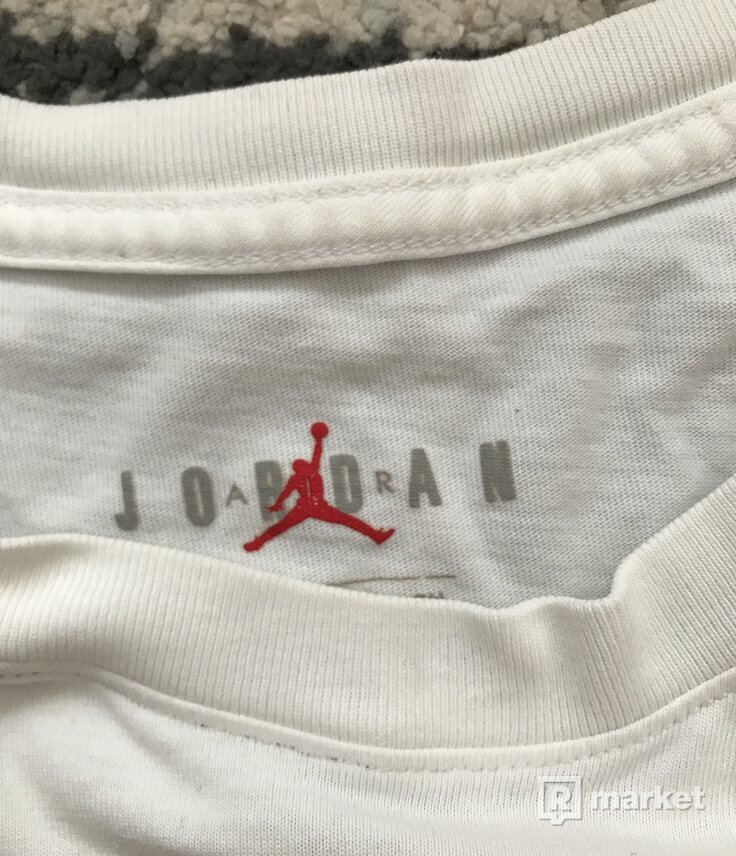 Jordán tričko