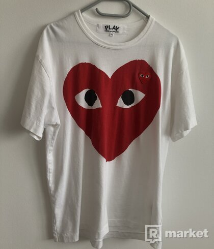 Comme des garcons Cdg Play Tee