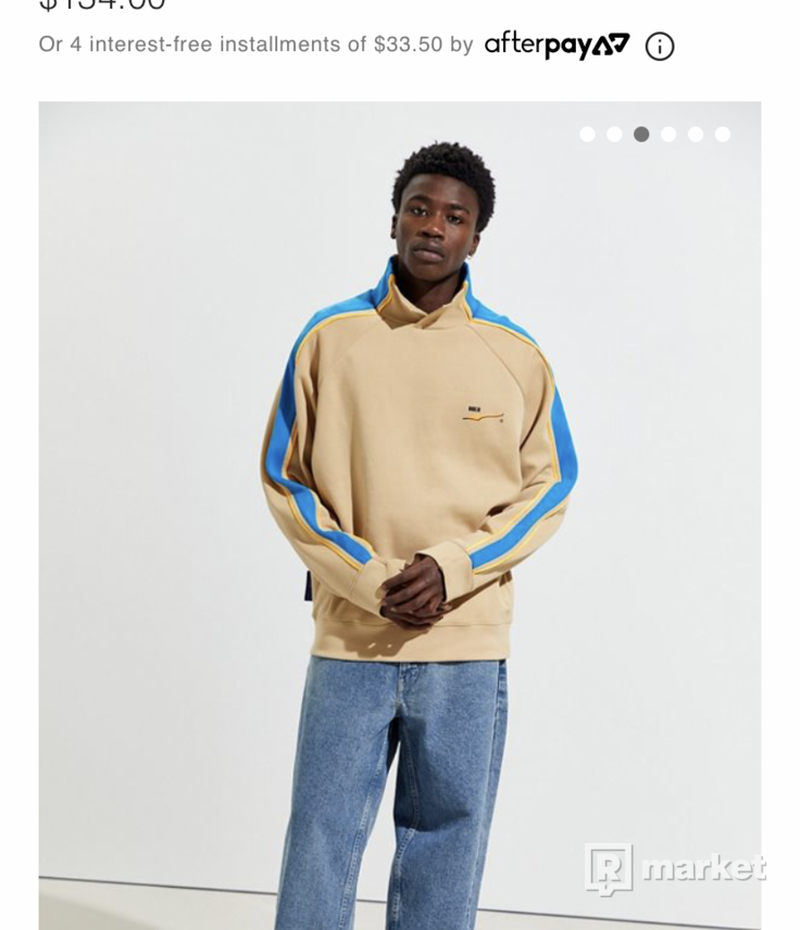 Ader Error x Puma sweater