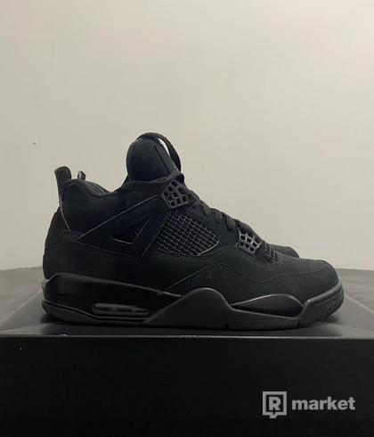 Air Jordan 4 Retro Black Cat 2020