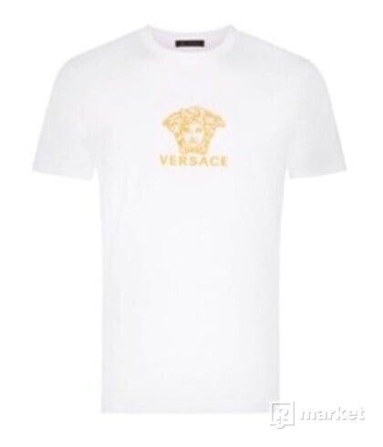 Versace tričko - Medusa Logo - Velikost XL
