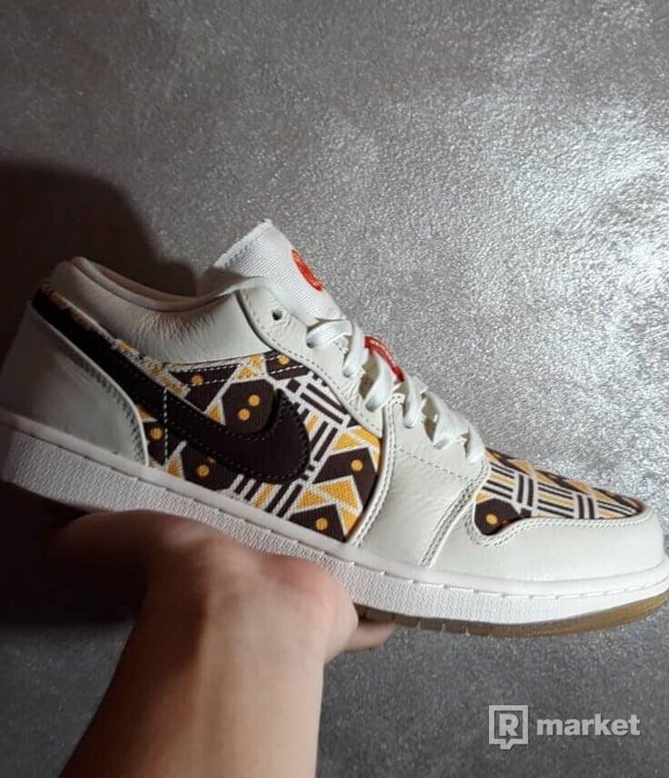 Air Jordan 1 Low Quai54