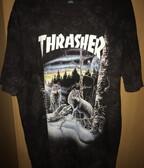 Thrasher 13 wolves tričko