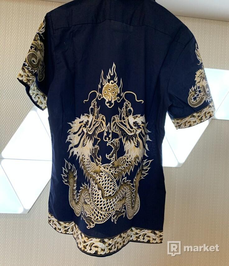 For man for Action polyesterova košeľa