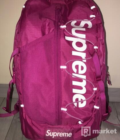 Supreme backpack ss17