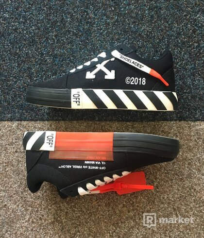 OFF-WHITE Low Top 2018