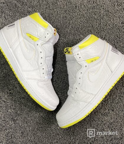 Air Jordan 1 Retro High ,,First Class Flight""