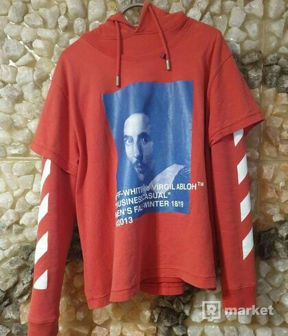 Off white 2013 hoodie