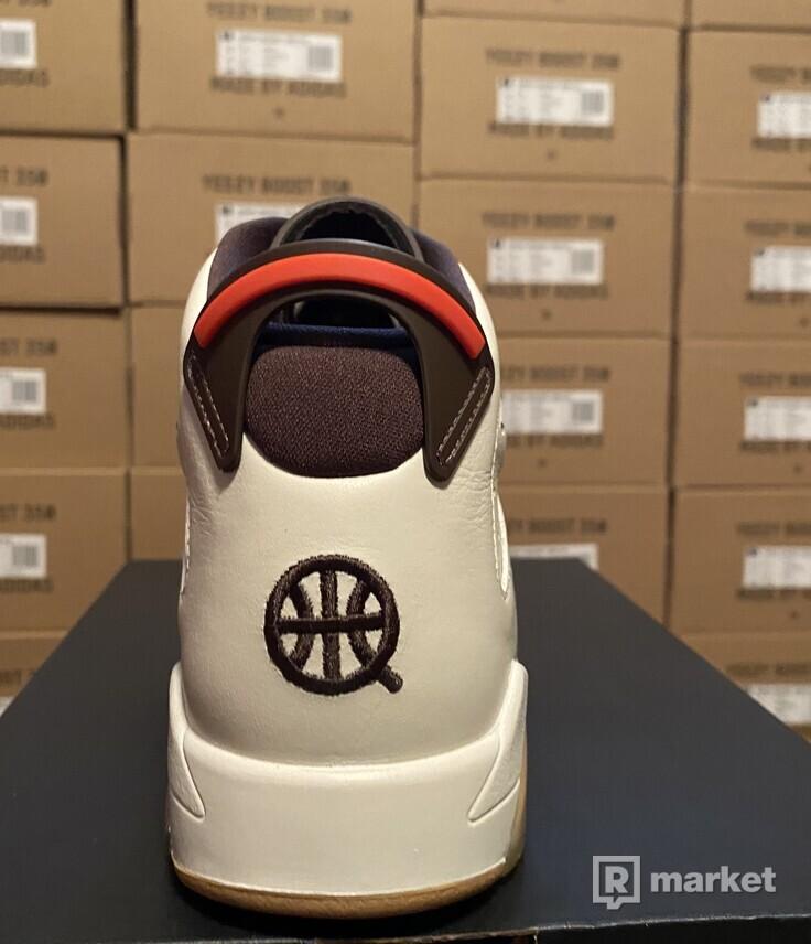 Jordan 6 Quai 54