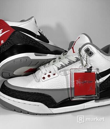 """Air Jordan Retro 3 OG """"Tinker"""" NRG 2018"""
