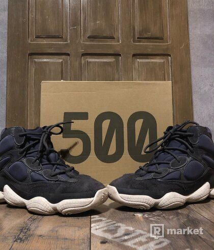 Yeezy 500 high Slate