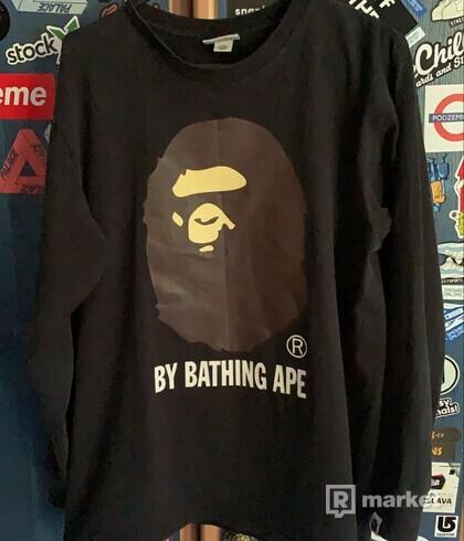 BAPE A BATHING APE Longsleave
