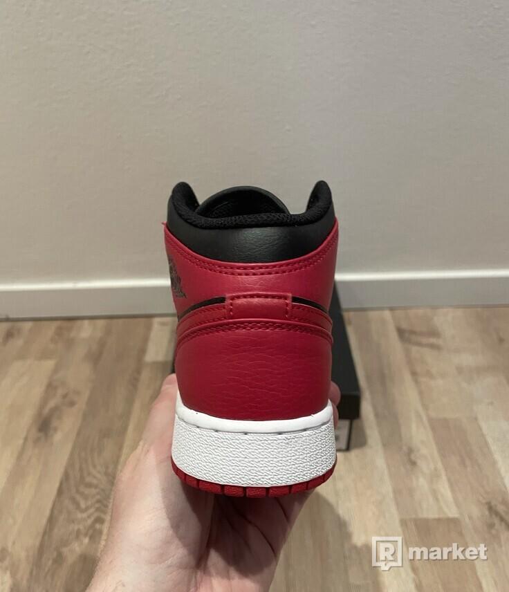 Jordan 1 Mid Banned 2020 (GS)