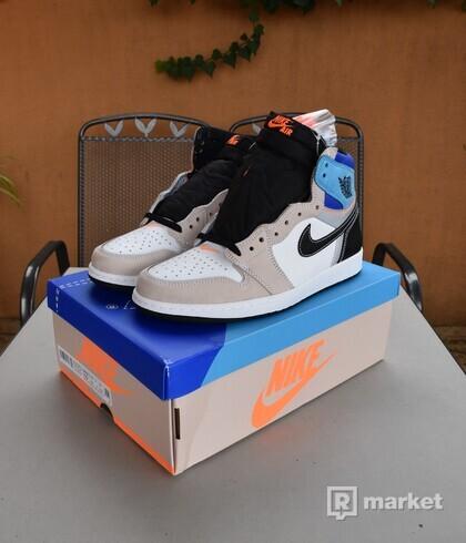 Nike Air Jordan 1 High Prototype