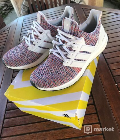 Adidas Ultra Boost 4.0 Multi-Color