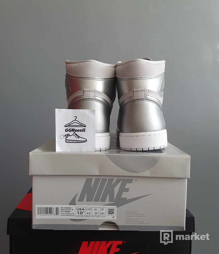 "Jordan 1 High ""Co Japan Neutral"" Grey"