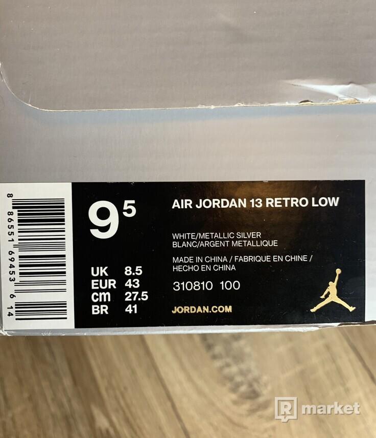 Jordan 13 Pure money