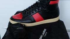 SL/10H Sneaker Black/Red 42
