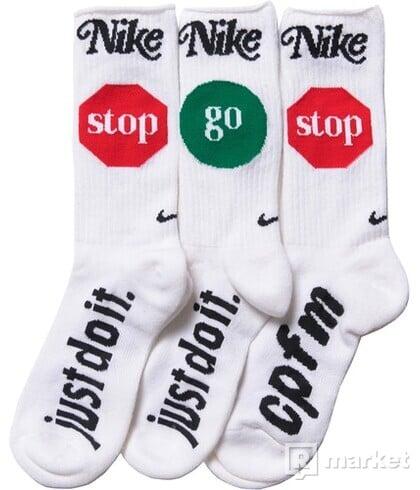 Nike x Cactus Plant Flea Market Socks White