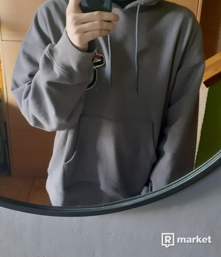 Oversized mikina