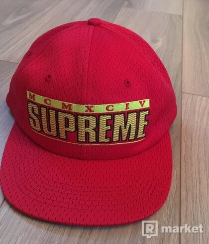 Supreme ZigZag 6-panel
