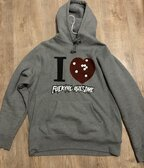 Fucking Awesome Hoodie, L
