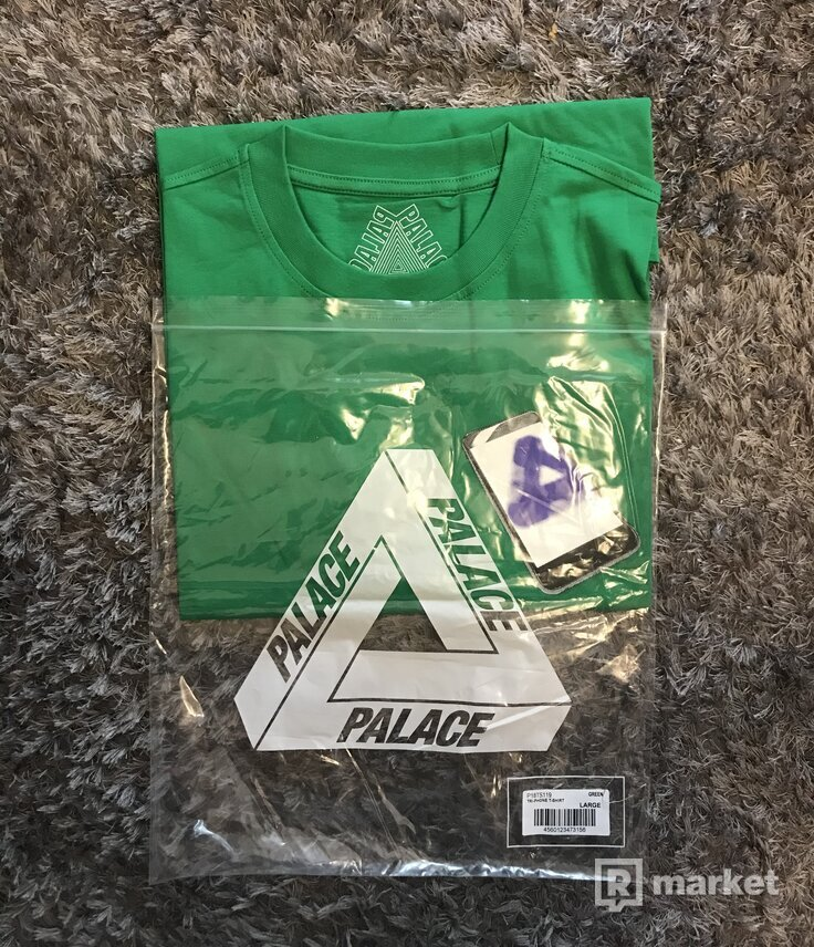 Palace Tri Phone green L