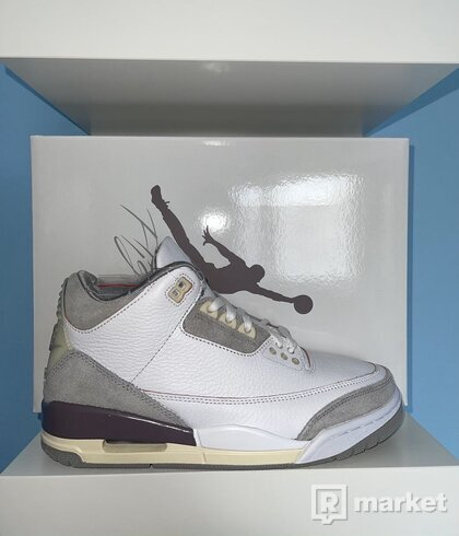 Jordan 3 Retro A Ma Maniére 38