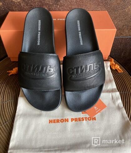 Heron Preston Slides