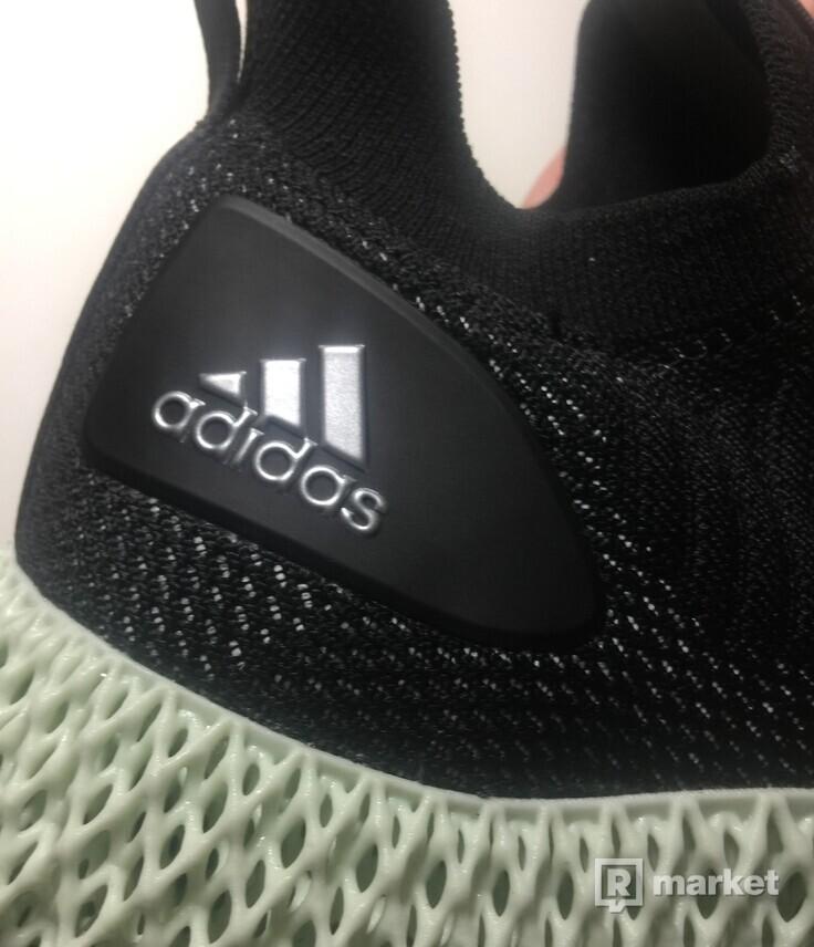 Adidas Alphaedge 4D velikost 40 černé