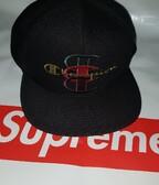 Supreme X Champion 5 Panel Hat