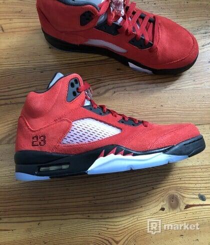 Air Jordan 5 Retro Raging Bull