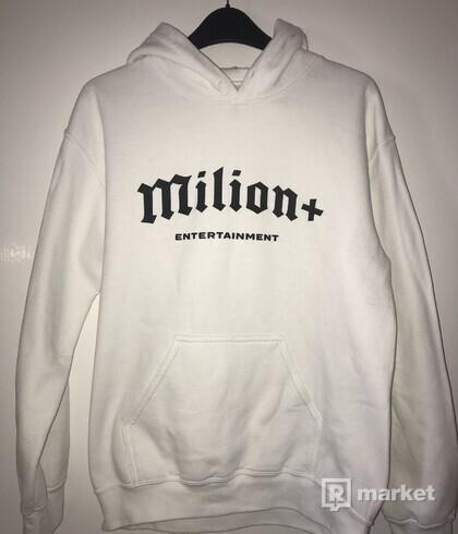Milion Plus hoodie