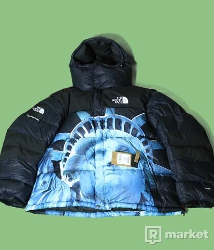 Supreme x The North Face Statue of Liberty baltoro jacket