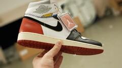 Jordan 1 Union Black Toe