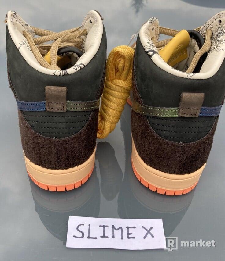 Nike SB Dunk High Turdunken