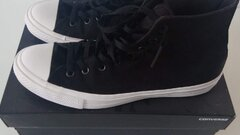 Converse Chuck Taylor All Star II High Top Black