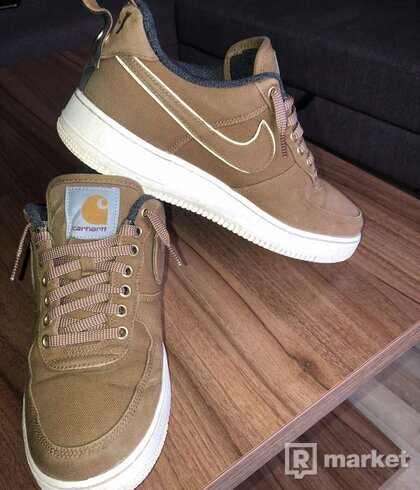 Nike Air Force 1 Low Carhartt WIP