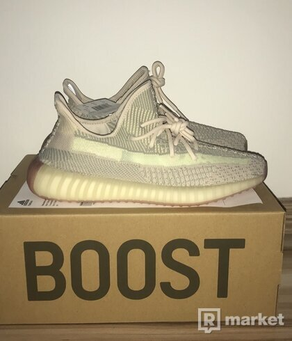 Yeezy boost 350 Citrin non reflective DSWT