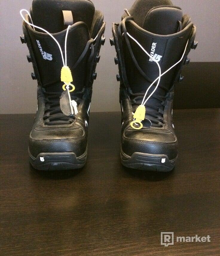 Snowbordové boty BURTON