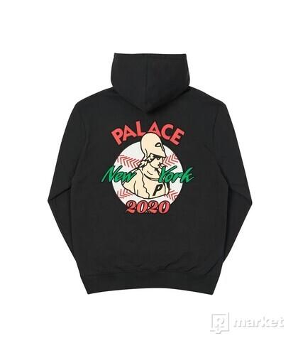 Palace New Era NY Hood Black