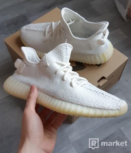 YEEZY 350 V2 White Cream