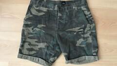 ASOS Camo Shorts, šortky sz. 28