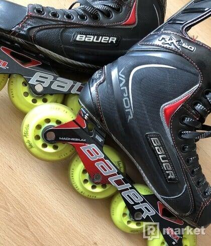 Bauer Vapor RX:60 profi hokejové kolieskové korčule
