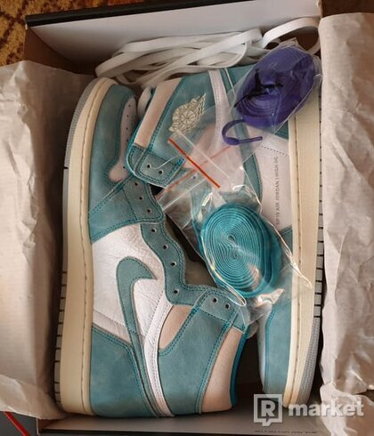 AJ 1 Retro Turbo Green OG