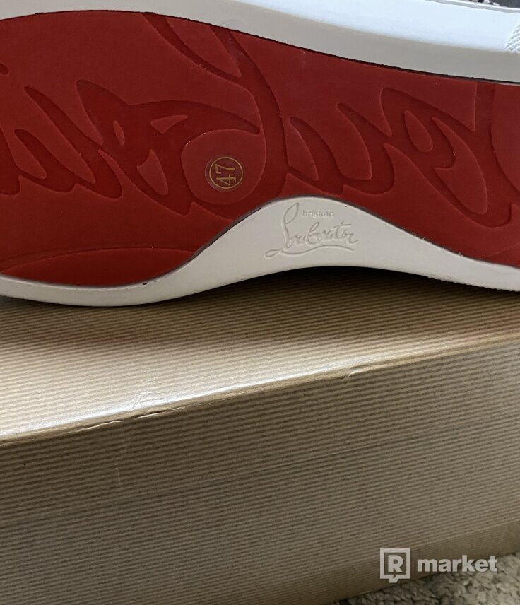 Christian Louboutin Sneakers RANTUS ORLATO High Top loubitag
